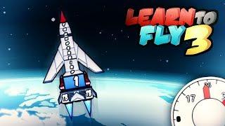 Darmowe Gry Online - Learn to Fly 3 - KOSMOS!