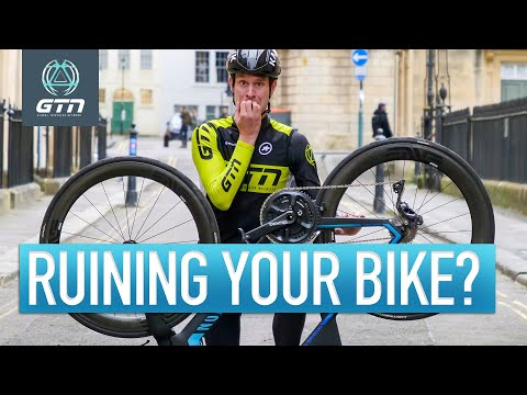 5 Ways You're Ruining Your Bike | Essential Indoor & Outdoor Bike Maintenance Tips