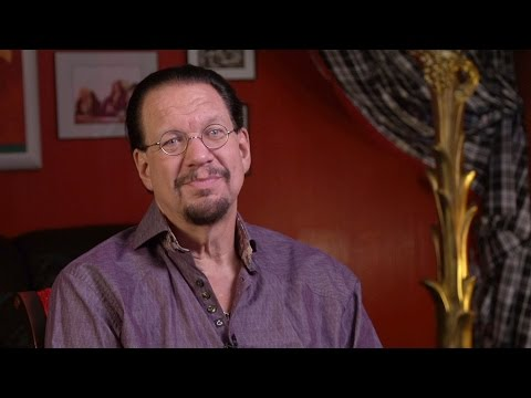 Penn Jillette on Donald Trump, Hillary Clinton, And Why He