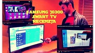 Samsung Smart TV J6300 LED Curved - Recenzja Test Opinia - ForumWiedzy