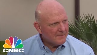 Steve Ballmer Shares His Winning Philosophy On Business And Investing | CNBC