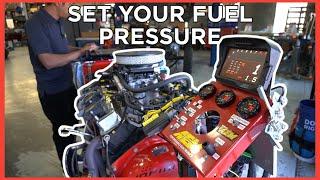 homepage tile video photo for HOW TO: Set Your Adjustable Fuel Pressure Regulator!