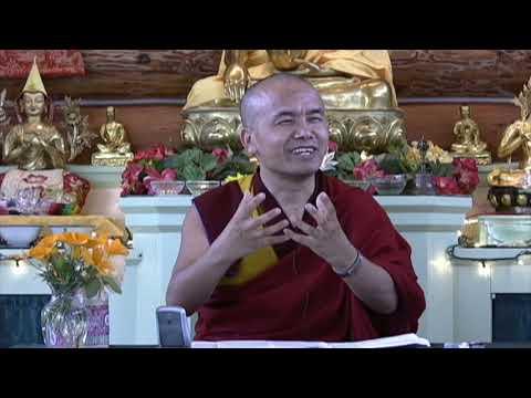20 Scripture and Reasoning with Geshe Dorji Damdul 10-02-08