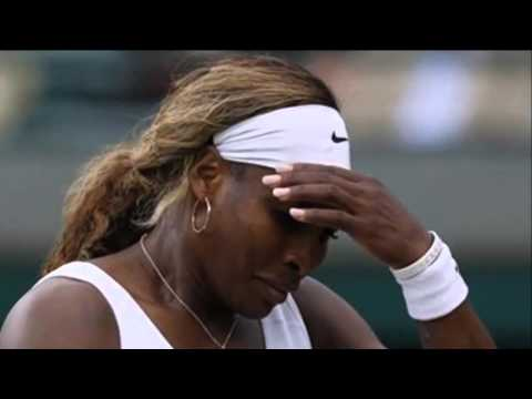[Must See] Ailing Serena Williams Retires From Wimbledon Doubles