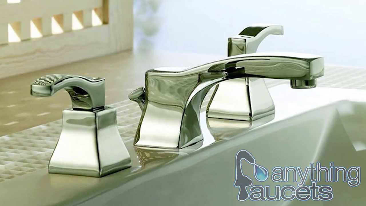 Altmans Greco Bathroom Faucets at anythingfaucets.com - YouTube