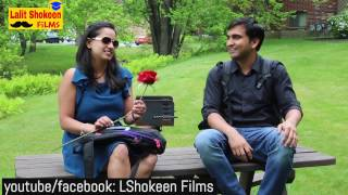 When you Date a Haryanvi Guy  | Lalit Shokeen Comedy |