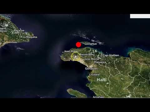Haiti Coast Hit By Shallow M5.9 Earthquake