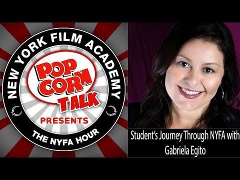 Students Journey Through NYFA with Gabriela Egito | NYFA Hour Episode 34