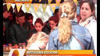 INSTITUCIONES EDUCATIVAS EN LA ECOFERIA