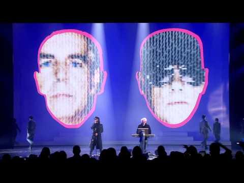 Pet Shop Boys - 2009 BRIT Awards Performance [HD]