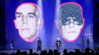 Pet Shop Boys - 2009 BRIT Awards Performance [HD]