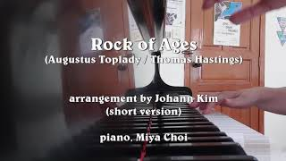 2020 Miya Plays Piano Hymn Arrangement by Johann Kim