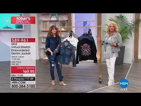 HSN | Diane Gilman Fashions 02.28.2018 - 08 PM