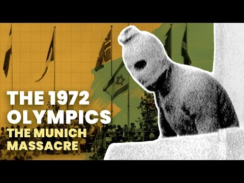 1972 Olympics: The Munich Massacre | History of Israel Explained | Unpacked