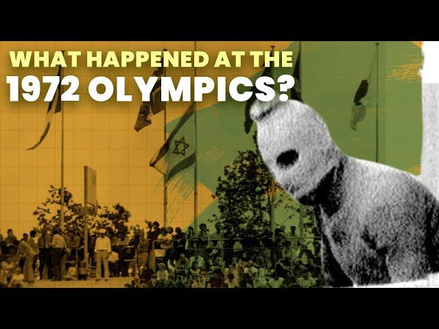 1972 Olympics: The Munich Massacre   History of Israel Explained   Unpacked