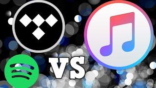 Spotify, Apple Music czy Tidal? | Co wybrać?