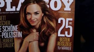 Playboy Editorial Chefredakteur Florian Boitin Ausgabe 07/2016