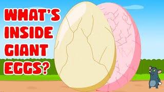 Rat-A-Tat |'Giant Surprise Eggs 🥚 Treasure Planet Tricks 💰' | Chotoonz Kids Funny Cartoon Videos