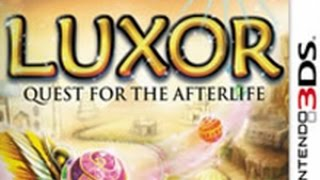 Luxor Gameplay (Nintendo 3DS) [60 FPS] [1080p]