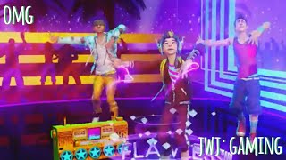Dance Central 3 - OMG [Hard 100% Gold Stars]