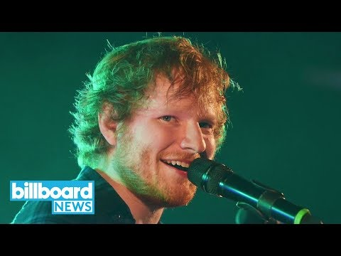 Ed Sheeran Cancels Asia Tour Dates Following Bike Accident | Billboard News