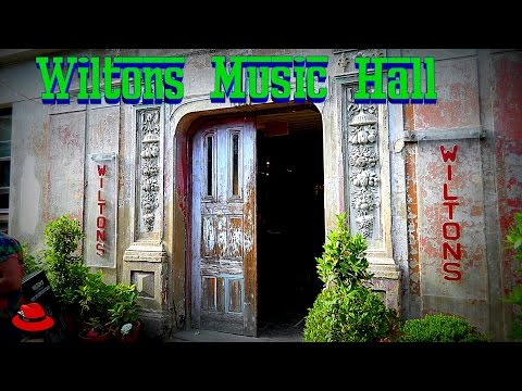 Wiltons Music Hall London: 2015