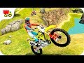 Bike Racing Games - Uphill Offroad Motorbike Rider - Gameplay Android & iOS free games