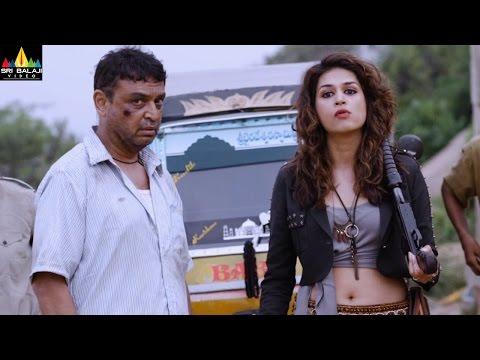 Guntur Talkies Movie Scenes   Shraddha Das and Mahesh Manjrekar Meeting   Sri Balaji Video