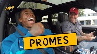Quincy Promes part 2 - Bij Andy in de auto! (English subtitles)