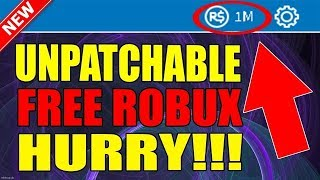 How To Get Free Robux Unpatchable