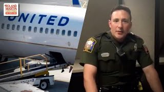 United Airlines Employee Charged With Disorderly Conduct And A Virginia School Cop Fired Over Racism