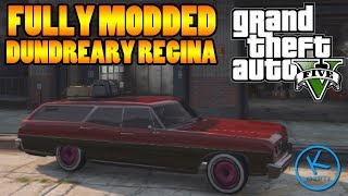 GTA 5 Fully Modified: DUNDREARY REGINA ( HILL BASHING HILLBILLY LAND )