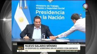 Actualizan El Salario Minimo Vital Y Movil