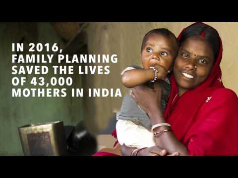 Family Planning: A Strong Investment for India