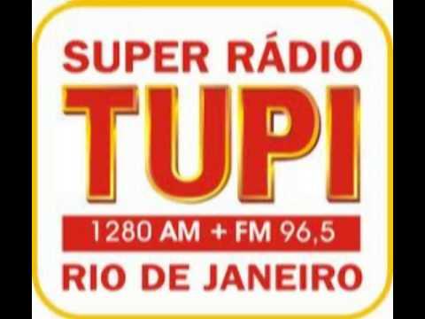 SUPER RADIO TUPI 1280 AM+FM96,5 Rio Cristiano Neves Desliga e Vem