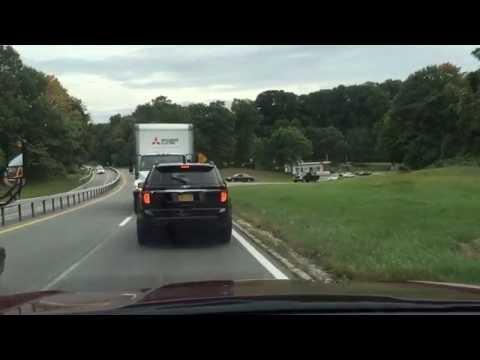 Wrong Way Truck Driver on Bear Mountain Parkway Peekskill Cortlandt Manor NY
