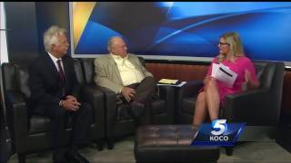 Chaplain Don Udell talks about his work at Midwest City jail
