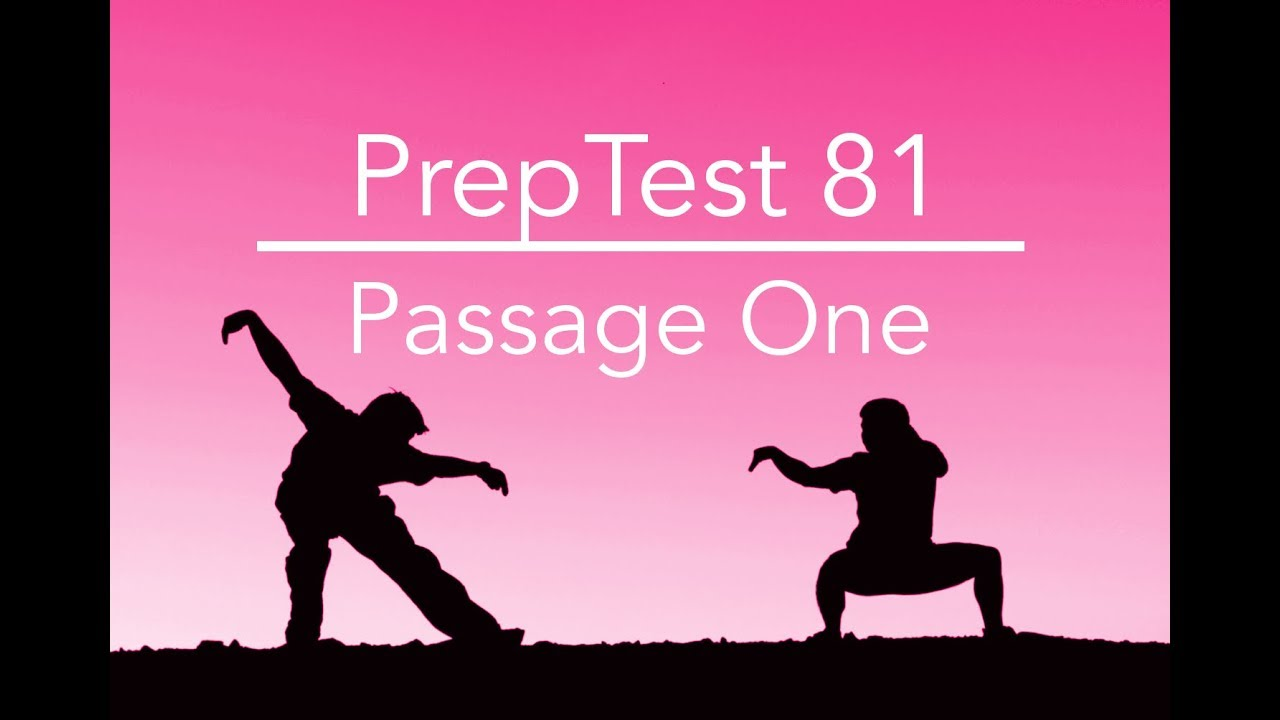 Preptest 81 section 1 passage 1 lsat prep with dave hall of preptest 81 section 1 passage 1 lsat prep with dave hall of velocity test prep malvernweather Gallery