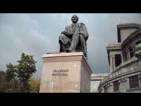 Yerevan, Opera,Aram Khachatryan