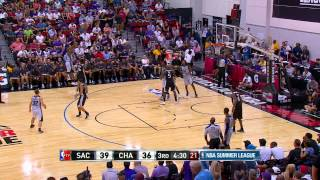Summer League: Charlotte Hornets vs Sacramento Kings