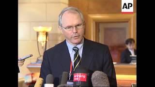 US envoy on Myanmar and NKorea talks