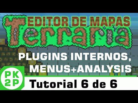 Gerando Minérios, Menus e Ferramentas Avançadas - Tutorial TEdit 6/6 - Editor de Mapas do Terraria