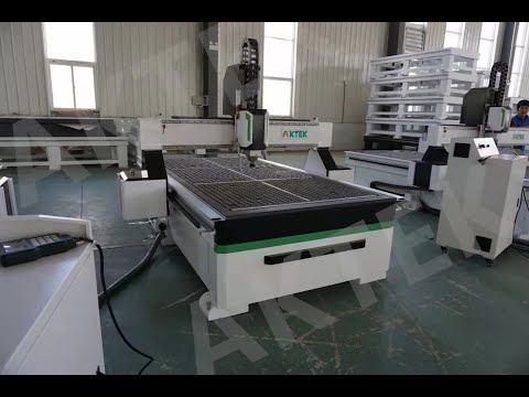 AKTEK Wood CNC