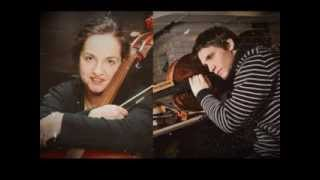 G.F. Händel - Sonata for 2 cellos in G minor KWV 393 (Sandra Belić, Nemanja Stanković, cellos)