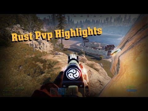Rust PvP Highlights/compilation music   Lightning Child