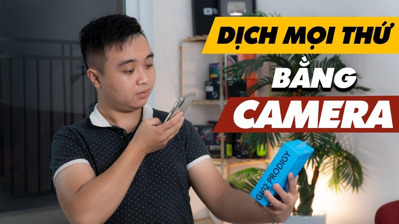 Dịch Mọi Thứ Bằng Camera Điện Thoại | Truesmart