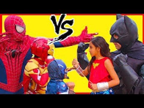 Batman Vs Superman Dawn of Justice Toys Juguetes 2015 trailer batman superman 2 ll movie parody real