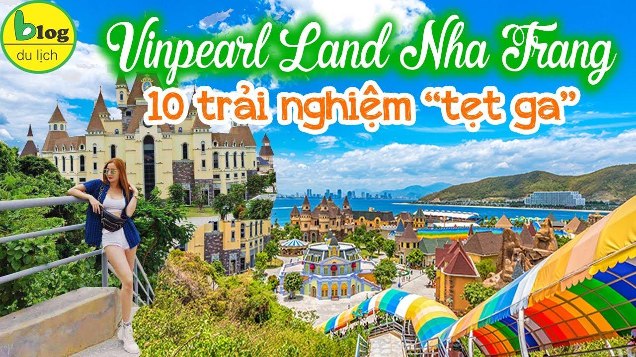 Đến Vinpearl Land Nha Trang chơi gì vui nhất | Giá vé Vinpearl Land Nha Trang áp dụng mới nhất