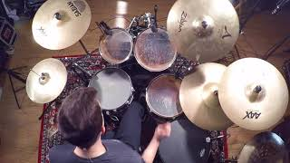 """Beast and the Harlot"" by Avenged Sevenfold Drum Cover"
