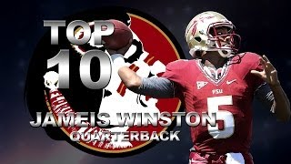 Top 10 Moments | Jameis Winston, Florida State | ACCDigitalNetwork